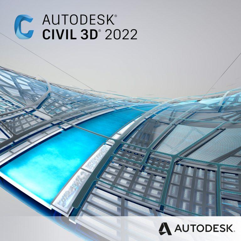 Autodesk Civil 3D 2022 od Arkance Systems - obrázok produktu